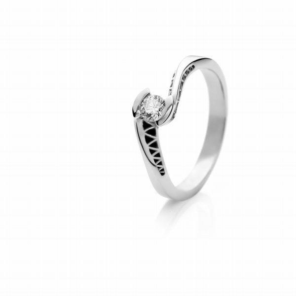Zaročni prstan – 008