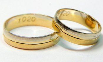 Poročni prstani – 1020