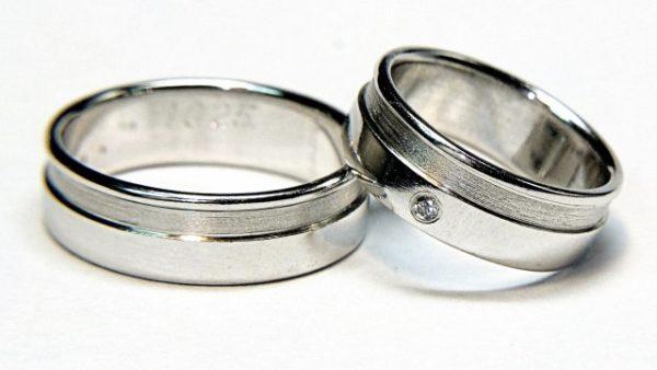Poročni prstani – 1025