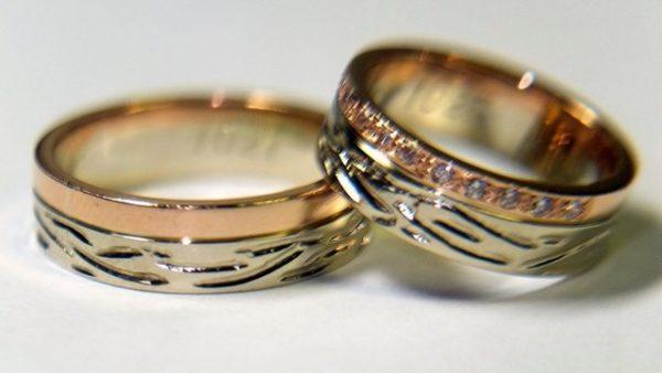 Poročni prstani – 1027