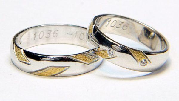 Poročni prstani – 1036