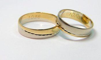 Poročni prstani – 1038