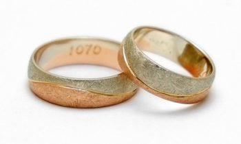 Poročni prstani – 1070