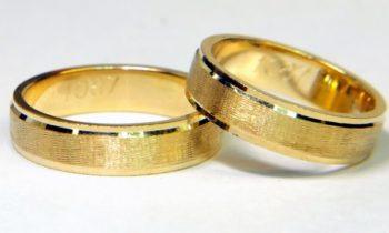 Poročni prstani – 1087