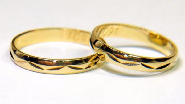 Poročni prstani – 1091
