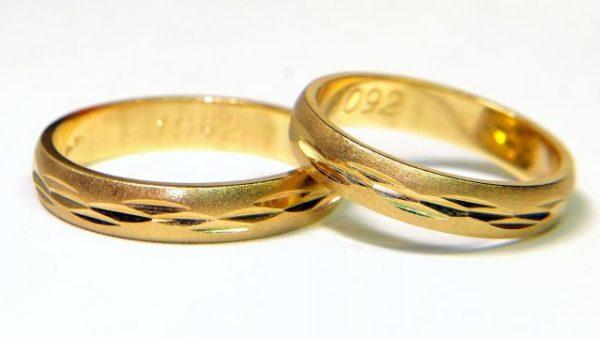 Poročni prstani – 1092