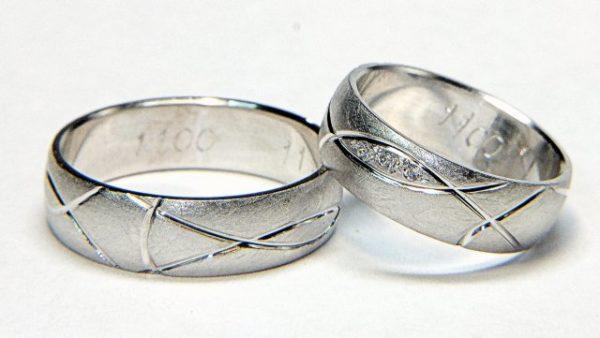 Poročni prstani – 1100