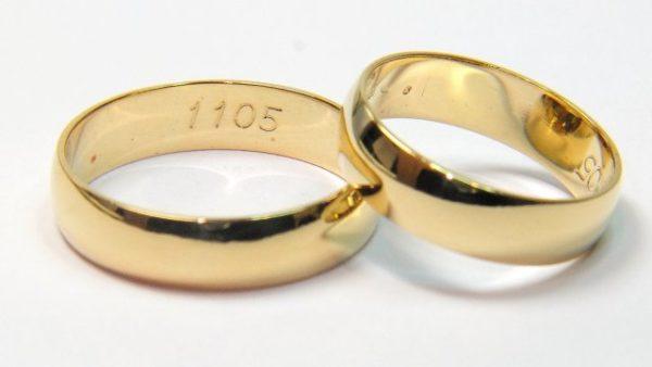 Poročni prstani – 1105