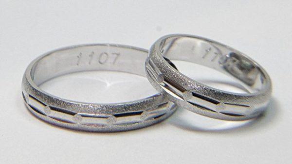 Poročni prstani – 1107
