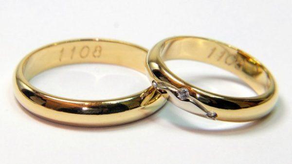 Poročni prstani – 1108