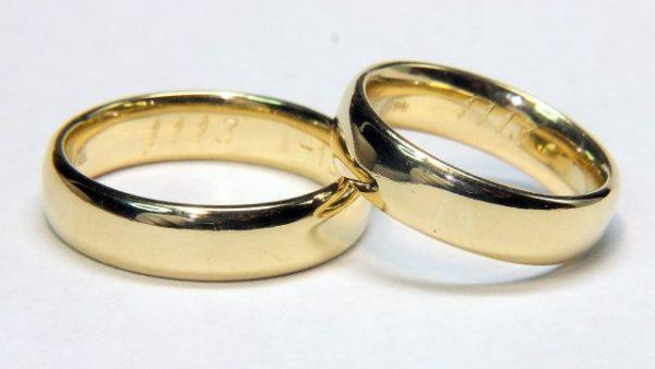 Poročni prstani – 1113