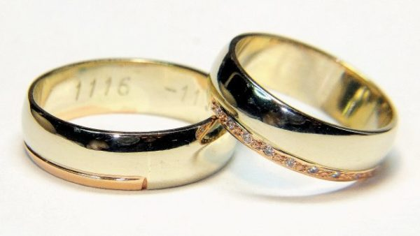 Poročni prstani – 1116