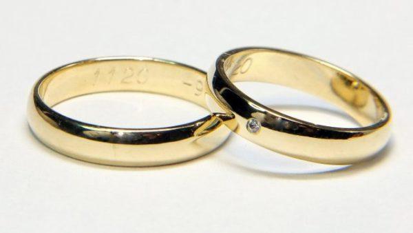 Poročni prstani – 1120