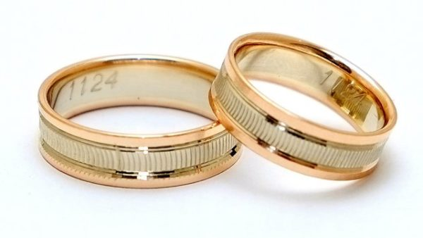 Poročni prstani – 1124