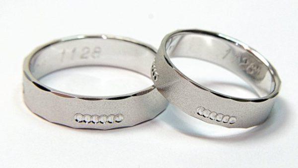 Poročni prstani – 1128
