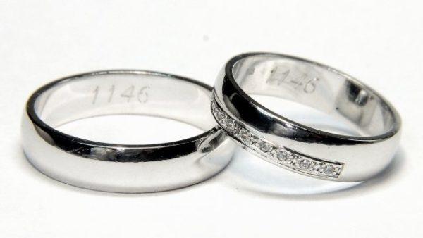 Poročni prstani – 1146