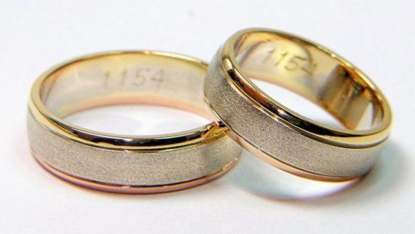 Poročni prstani – 1154