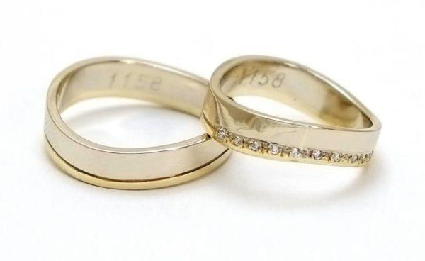 Poročni prstani – 1158