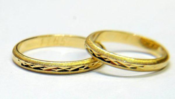 Poročni prstani – 1165