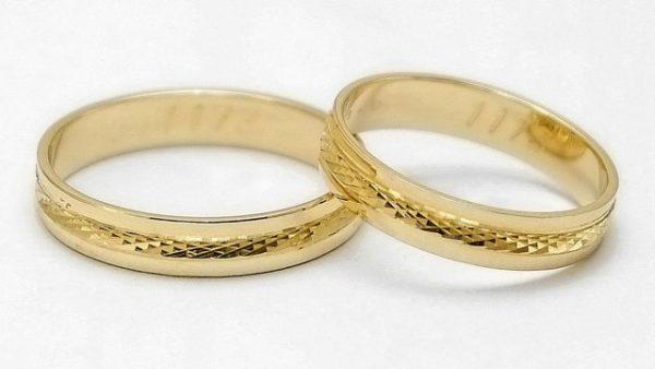 Poročni prstani – 1173