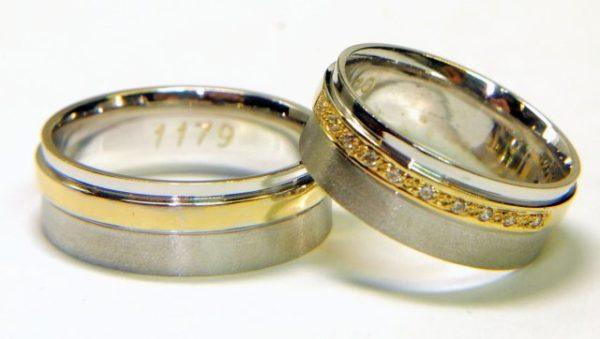 Poročni prstani – 1179