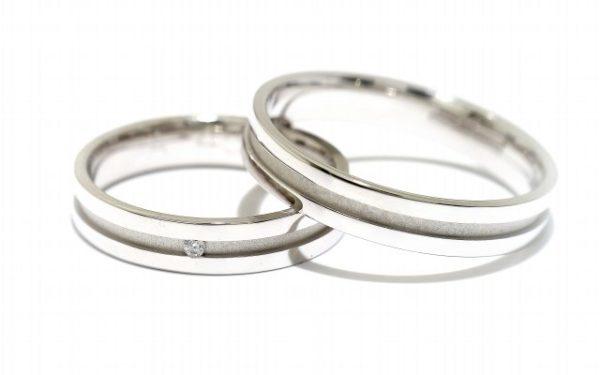 Poročni prstani – A-454