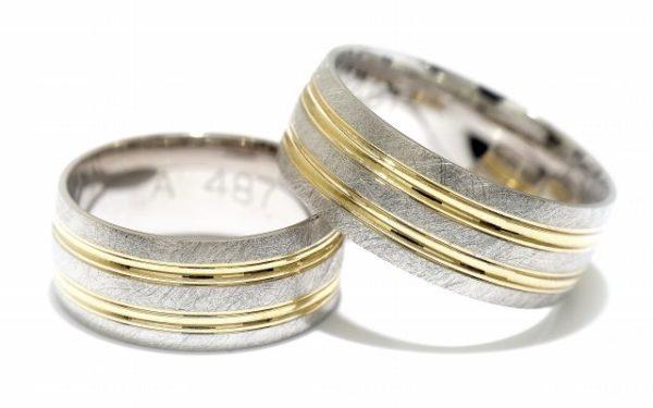 Poročni prstani – A-487