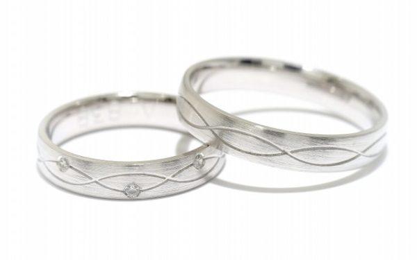 Poročni prstani – A-838