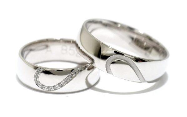 Poročni prstani – A-852