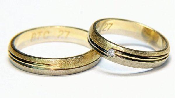 Poročni prstani – BTC27