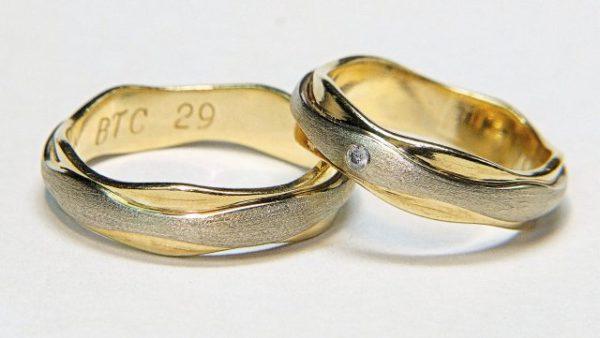 Poročni prstani – BTC29