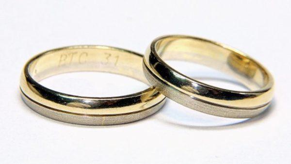 Poročni prstani – BTC31