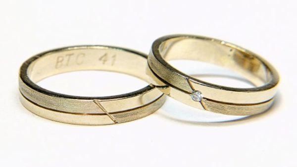 Poročni prstani – BTC41