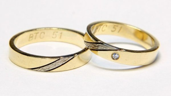 Poročni prstani – BTC51