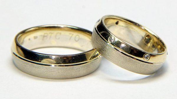 Poročni prstani – BTC70