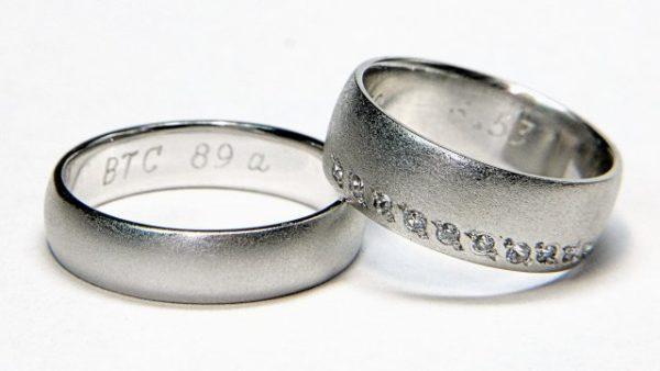 Poročni prstani – BTC89a
