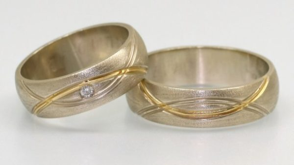 Poročni prstani – LCL10