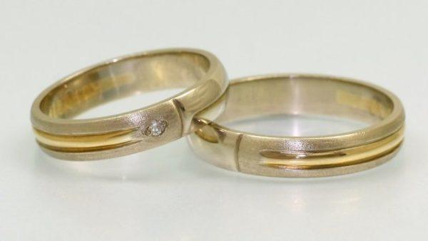 Poročni prstani – LCL100