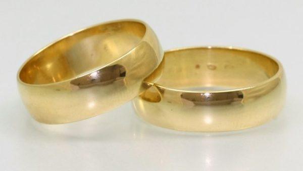 Poročni prstani – LCL41