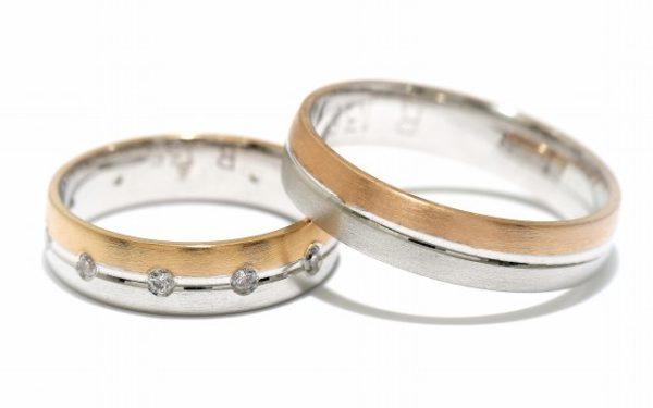 Poročni prstani – R-135